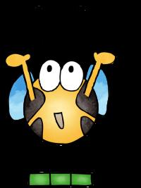 Fleißbienchen: Volle Energie